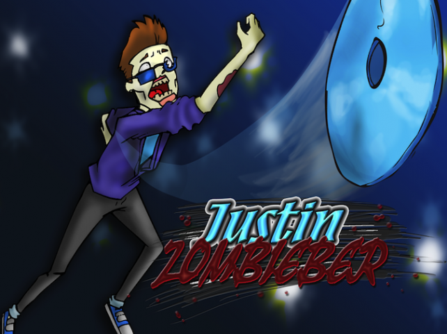 Quirky App Of The Day: Bieber Bit The Dust In Justin Zombie