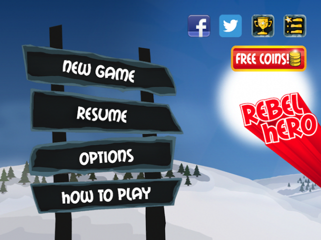 Quirky App Of The Day: Fight For Your Homeland In Rebel Hero HD