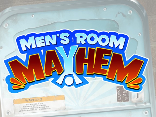 Quirky App Of The Day: Direct Traffic In Men's Room Mayhem