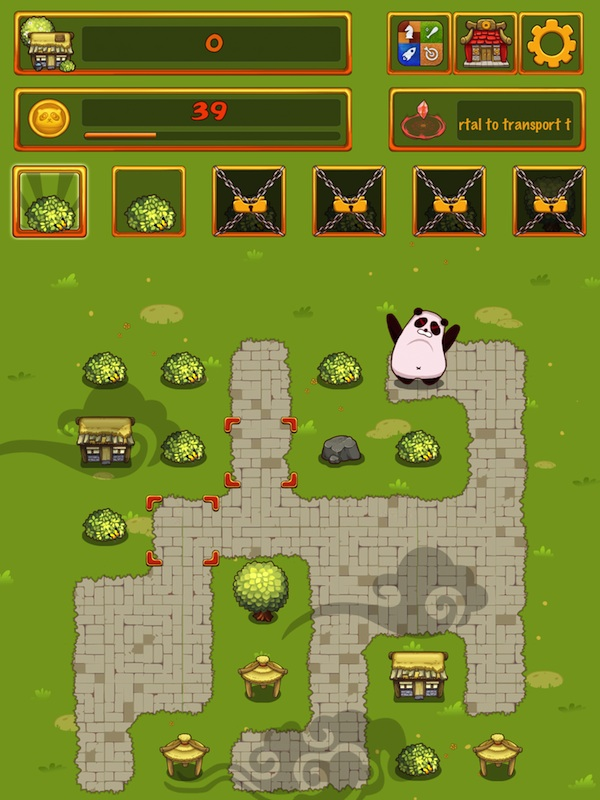 Jump Jump Panda Wants To Stop You From Rebuilding Your Town