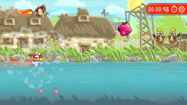 Dash & Bash Your Way To The Finish Line In This Cute Aquatic Racer