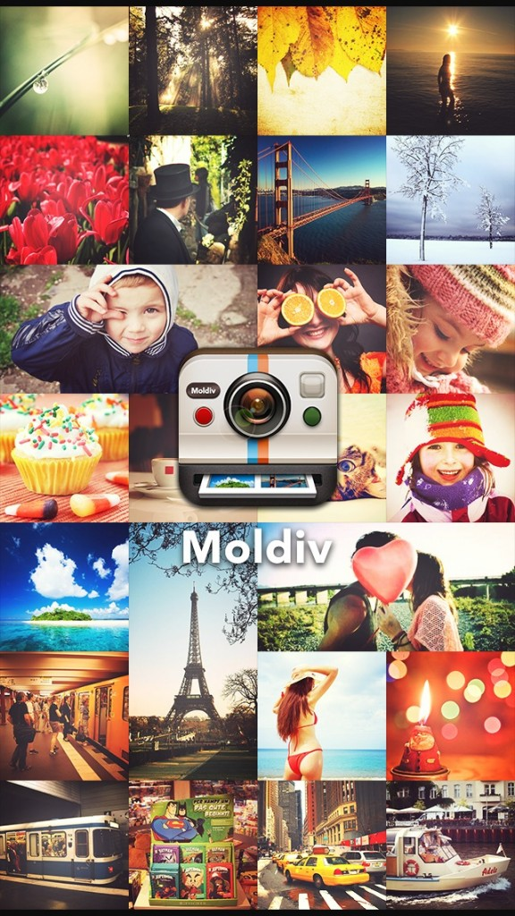 Quickly Create Beautiful Collages With Moldiv