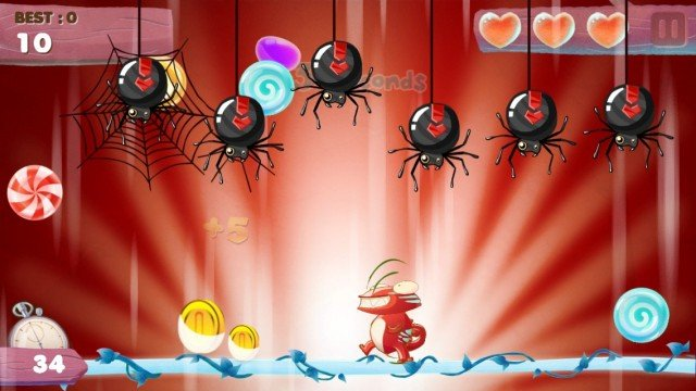 Satisfy Your Sweet Tooth By Munching On All The Treats In CandyMeleon