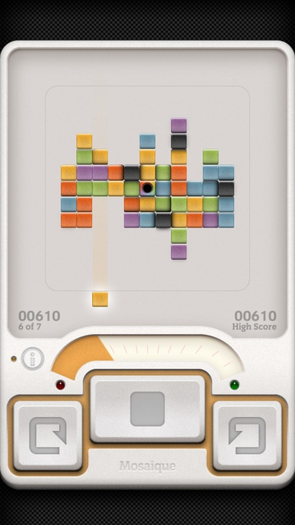 Experience A New Type Of Casual Puzzle Game With Mosaique