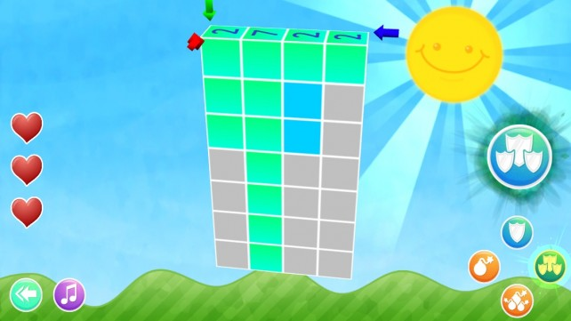 Blow Up The Blocks And Reveal Hidden Objects In NonoCube