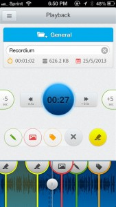 Easily Annotate Your Audio Recordings With Recordium
