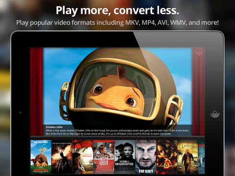 Multiformat iOS Video Player App Infuse Gets Infused With New Enhancements