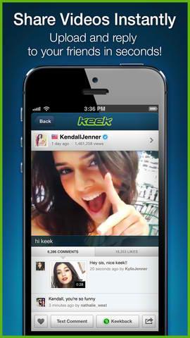 Private Messaging Finally Kicks In For Popular Video-Sharing App Keek
