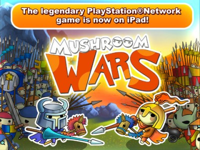 Prepare To Wage Multiplayer And Miniature Mayhem In Mushroom Wars