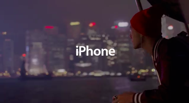 Iphone  Commercial Music