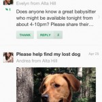 Neigborhood-Centric Private Social Network Nextdoor Launches Official iPhone App