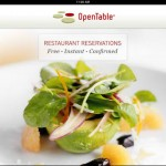 Popular Restaurant Reservation App OpenTable Finally Goes Universal