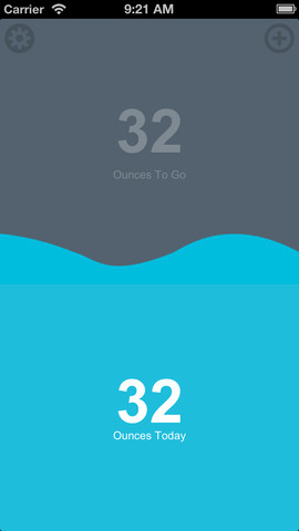 Bottoms Up: Easily Track Your Daily Water Intake With The New Ounces App