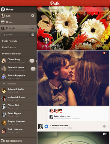Amid Fresh Criticism, Path Receives Update That Enhances Friend Discovery