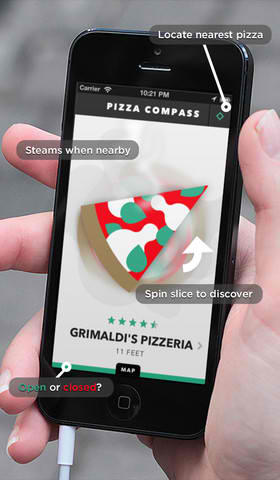 Let Pizza Compass Be Your Guide In Finding True Oven-Baked Happiness