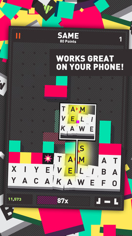 Puzzlejuice Finally Gets Updated With iPhone 5 Support And Then Some