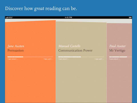 Readmill Gains More Font Sizes, Highlight Deletion And Other Improvements