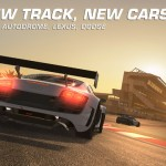 Race Around The Dubai Autodrome With New Lexus Cars In Real Racing 3