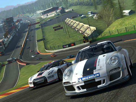 Upcoming Real Racing 3 Update To Feature Dubai Autodrome And More