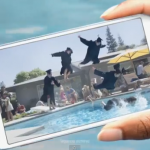The Life Of The Pool Party: Samsung Mocks Apple's iPhone In New Galaxy S4 Ad