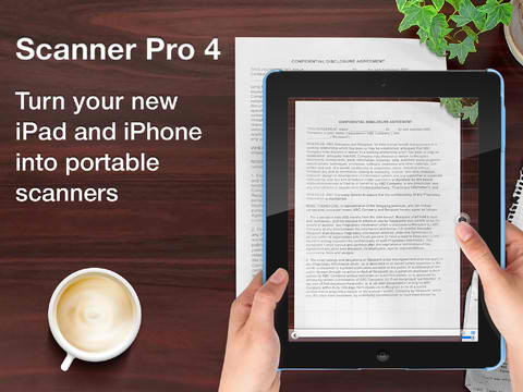 Scanner Pro By Readdle Gains Real-Time Border Detection For Faster Scanning