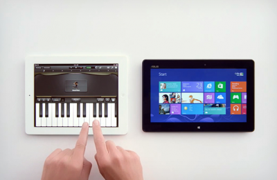 Microsoft Launches Siri-Bashing TV Ad For Windows 8-Powered Tablets