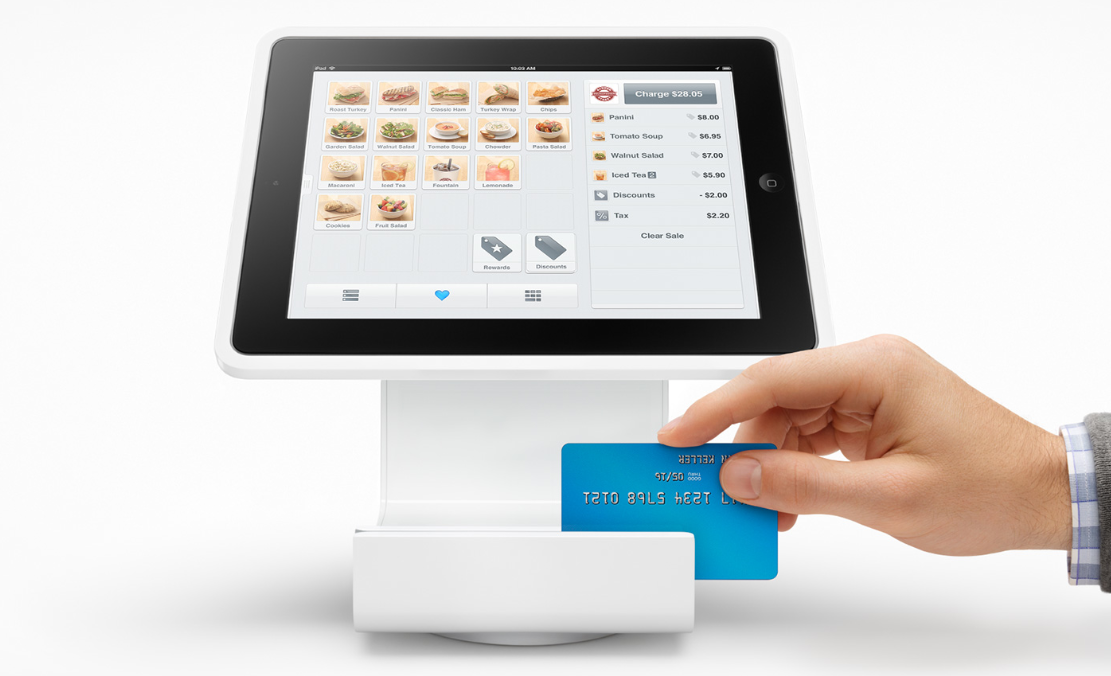 Want An iMac-Like Register For Your Business? Get The New Square Stand For iPad