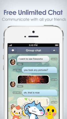 Tell It With Photos, Videos And Stickers With GREE's Newly Updated Tellit Messenger