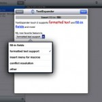 TextExpander 2.0 Brings Rich Text Formatting, Fill-In Snippets And More