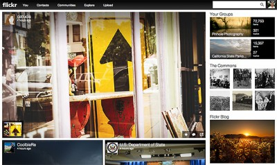 Flickr Gets 'Spectaculr' Redesign, Now Offers 1TB Of Free Storage Space