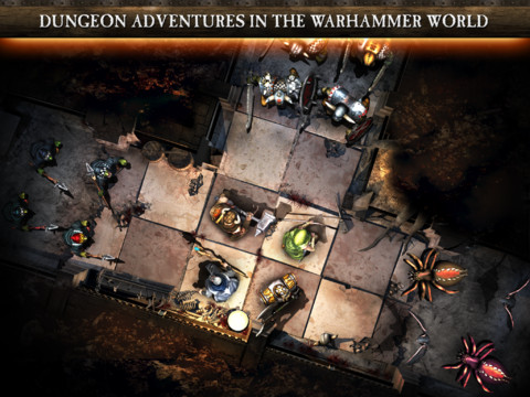 There Are Plenty Of Dungeons To Crawl And Orcs To Slay In Warhammer Quest