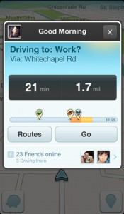 As Its New Update Suggests, Waze Likes Facebook More Than Ever