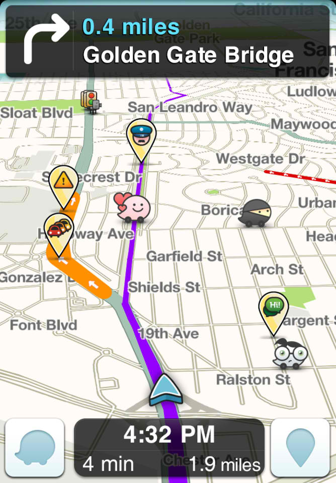 Is Google About To Beat Facebook To The Punch In Acquiring Waze?