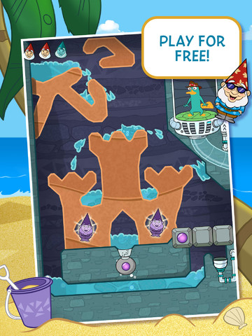 Sun, Sand And Sea Await You And Agent Perry In Disney's Where's My Summer?