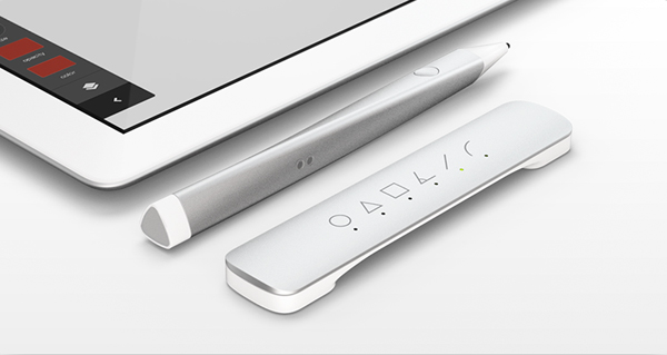 Adobe Previews An iPad-Compatible Stylus And Digital Ruler