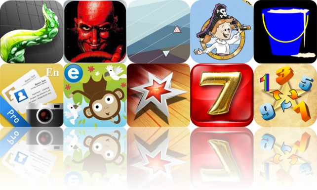 Today's Apps Gone Free: 123D Creature, Carmageddon, Halcyon And More