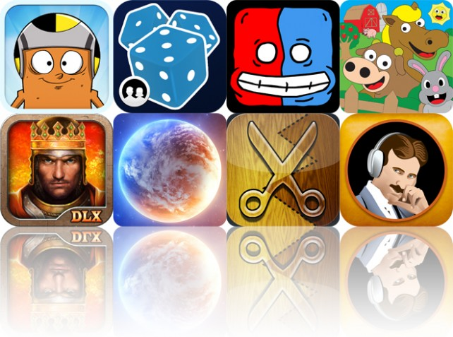 Today's Apps Gone Free: Critter Escape, Dice With Buddies, Dink And More