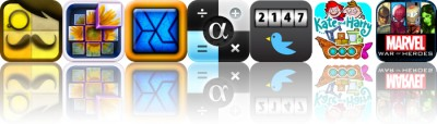 Today's Apps Gone Free: Slide Circus, InstaMosaic, TriZen And More
