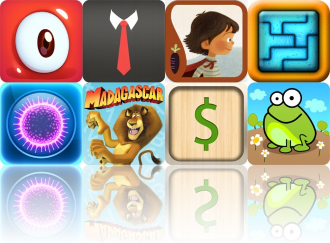 Today's Apps Gone Free: Pudding Monsters, Tie Right, The Prisoner Of Carrot Castle And More