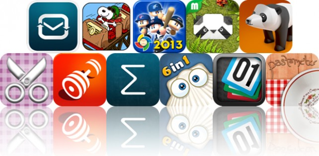 Today's Apps Gone Free: Taskbox, Snoopy Coaster, PowerPros 2013 WBC And More