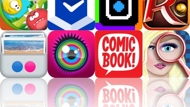 Today's Apps Gone Free: Rolling Hero, Smart Alarm Clock, Squarescape And More