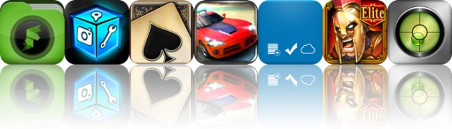 Today's Apps Gone Free: TOP File Manager, AppBundle 2, Full Deck Pro Solitaire And More