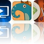 Today's Apps Gone Free: Fragger, TV Show Tracker, iMediaShare And More