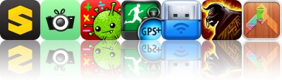 Today's Apps Gone Free: Scout GPS, GIF Shop, Math Evolve And More
