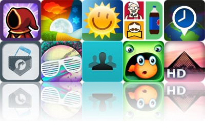Today's Apps Gone Free: Magicka, Relax Melodies Seasons, YoWindow And More