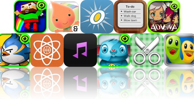 Today's Apps Gone Free: Kami Retro, Yummiloo Rainbow Power, OSnap! And More