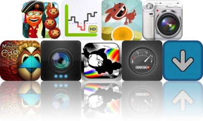 Today's Apps Gone Free: Dingle Dangle, Total Cashflow HD, Bouncy! Trampoline And More
