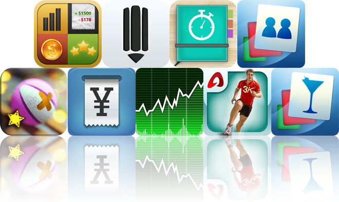 Today's Apps Gone Free: CoinKeeper, Write, Weple Today Pro And More