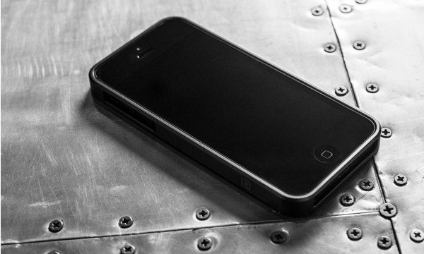 A Lightweight Aluminum iPhone Bumper, The AL13, Is Now Available