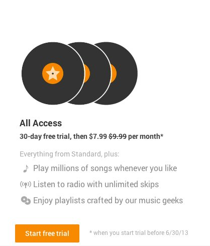 Official Google Play Music All Access App Coming Soon To iOS